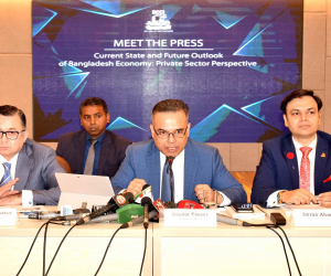 Summary of the Press Briefing on Current State & Future Outlook of Bangladesh Economy Private Sector Perspective