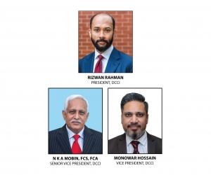 Rizwan Rahman to lead DCCI as President for 2021