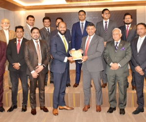 Meeting with Indian High Commissioner