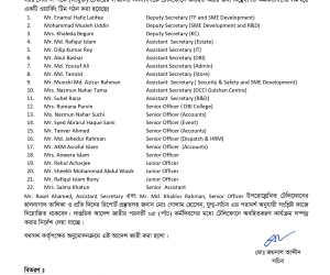 Office Order  ( Emergency- 14/2020)