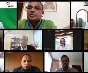 Webinar on Future of Industrial Fuel Source in Bangladesh