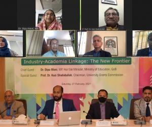 Webinar on Industry-Academia Linkage