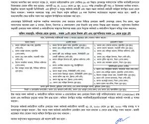Office Order  ( Emergency- 10/2020)