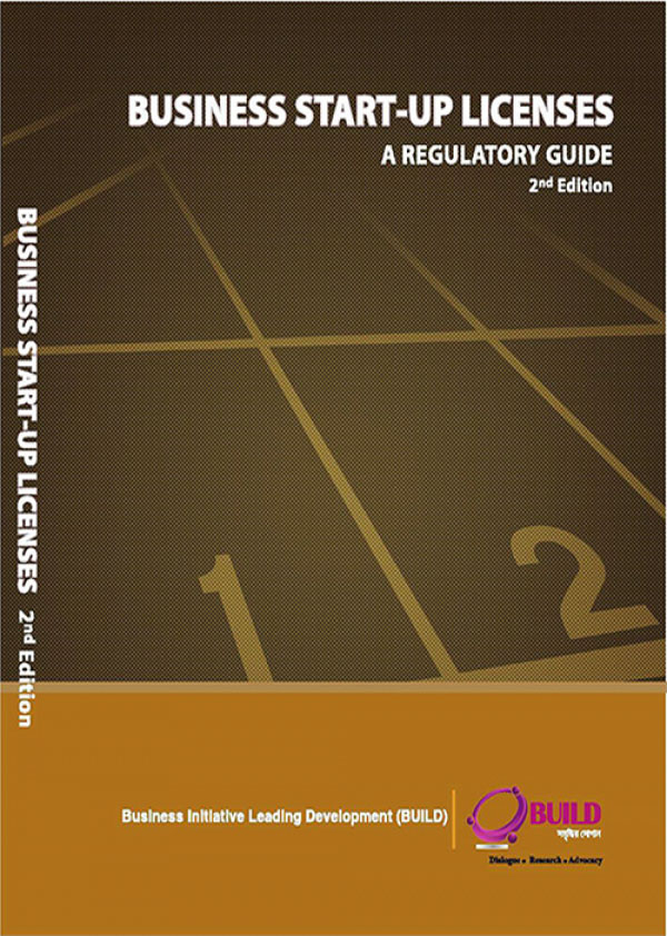Business Start-up Licenses A Regulatory Guide